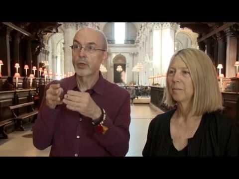 Martyrs (Earth, Air, Fire, Water) - Bill Viola and Kira Perov