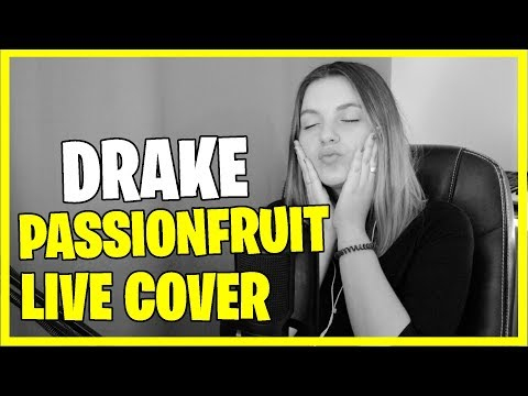 Passionfruit - Drake  Cover  SUZY