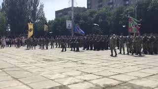 Празднуют освобождение от ДНР