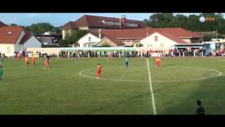 Finale coupe de haute saône Masculine FCV - RIOZ