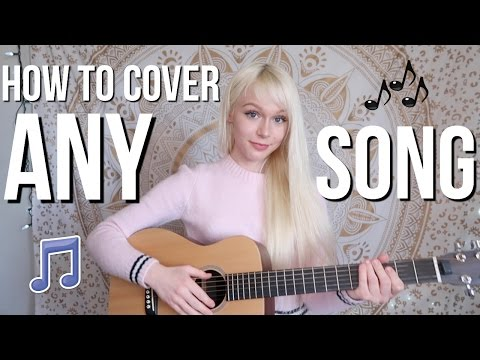 How To Cover ANY SONG On Guitar! 🎵🎸