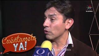 Jorge Salinas regresa al teatro | Cuéntamelo YA!
