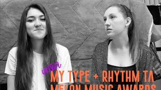 iKON - 취향저격 (MY TYPE) + 리듬 타(RHYTHM TA) | Melon Music Awards Reaction