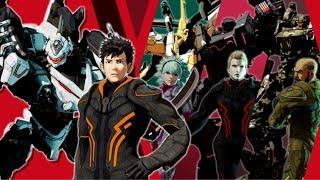 Super Smash Bros. Ultimate - All Daemon X Machina Spirit Battles