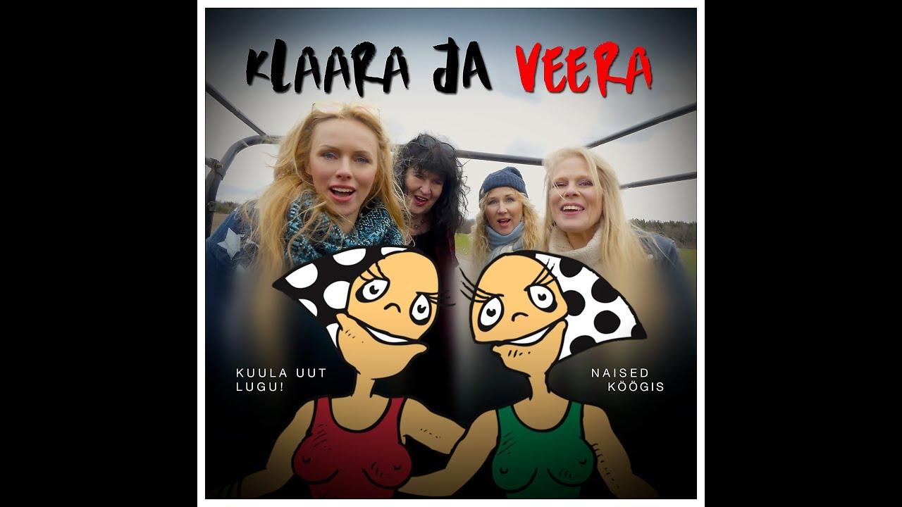 Naised Köögis - Klaara ja Veera