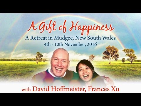 David Hoffmeister Living Miracles Australia - A Course in Miracles, Stillness, Happiness, ACIM,