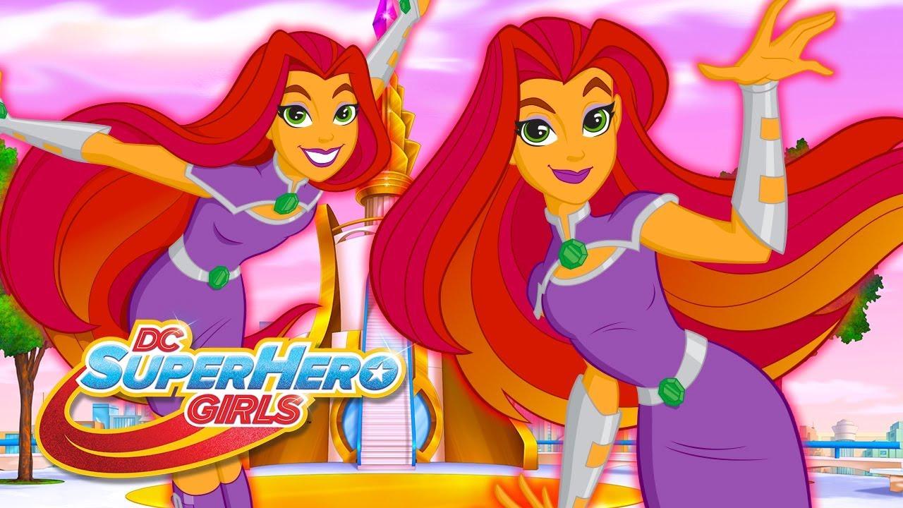 Dc Superhero Girls Deutsch