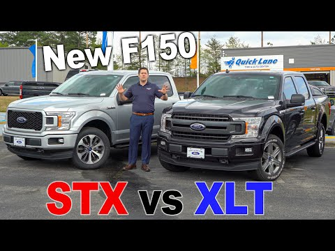 F150 STX Vs XLT - Features And Price Differences!