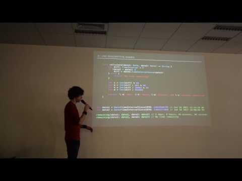 """""""Writing Clean Code in Swift"""" by Derek Lee"""