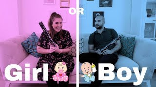 Gender OUTİNG / Boy or Girl - wir lassen es platzen  / nurEbru