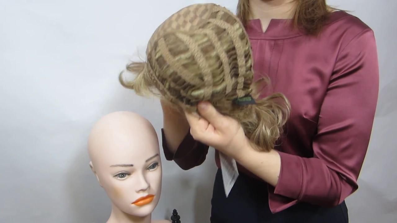 2570d1568550 Видеообзор: Парик из натуральных волос Sofia Mono