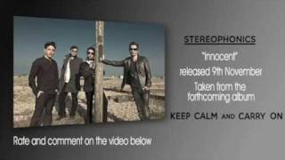 Stereophonics - Innocent (Full length audio)