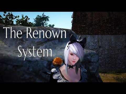 The Renown System in BDO: How Does it Affect the Game?