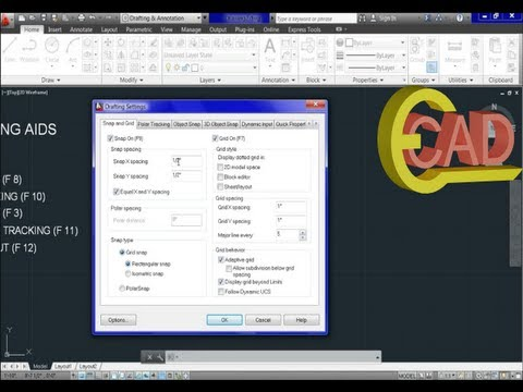 Learning AutoCAD 2013