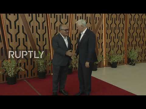 Papua New Guinea: Xi, Medvedev, Pence arrive for last day of APEC meet