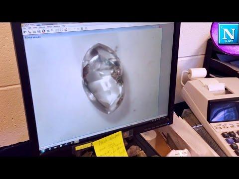 I Found A Raw DIAMOND: Mining For Diamonds In Arkansas
