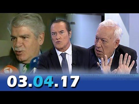 El Cascabel 13tv 03.04.17 Británicos Amenazan a España con Apoyar a Cataluña a Causa de  Gibraltar