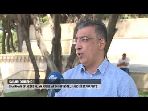 tourism boom in  Azerbaijan /ازدهار السياحة في أذربيجان