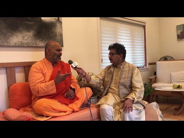 Mahamandaleshwar Swami Nityananda - Shanti Mandir - Walden, New York