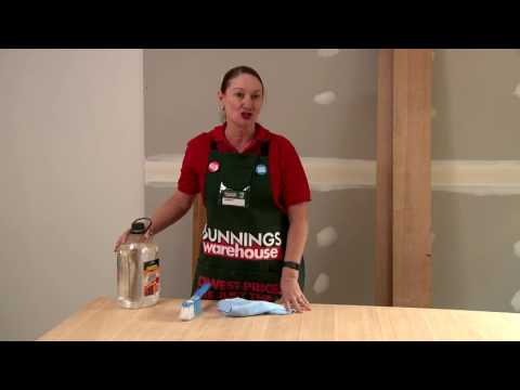 How To Restore Wooden Furniture - D.I.Y. At Bunnings