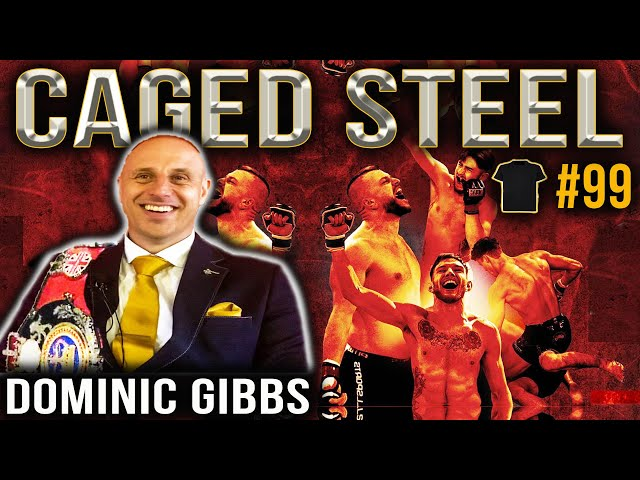 FIGHT! |  MMA Warrior Legend | Dom Gibbs | Bought The T-Shirt Podcast