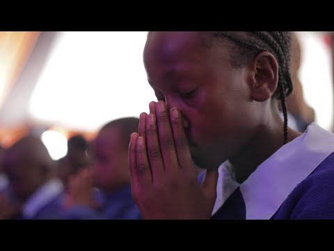 PRAYING JOYFULLY ALWAYS | Africa Children's Prayer Day 2015