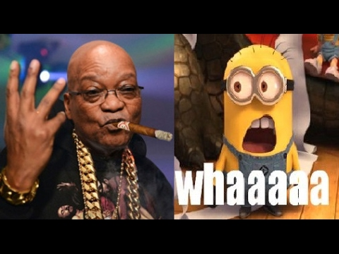 South Africans Jacob Zuma could be the funniest President in Africa (FUNNY Compilation)