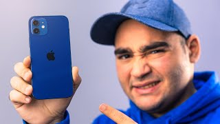 iPhone 12 Review || فكر ألف مرة قبل ما تشتري هذا الآيفون العادي  .. !!