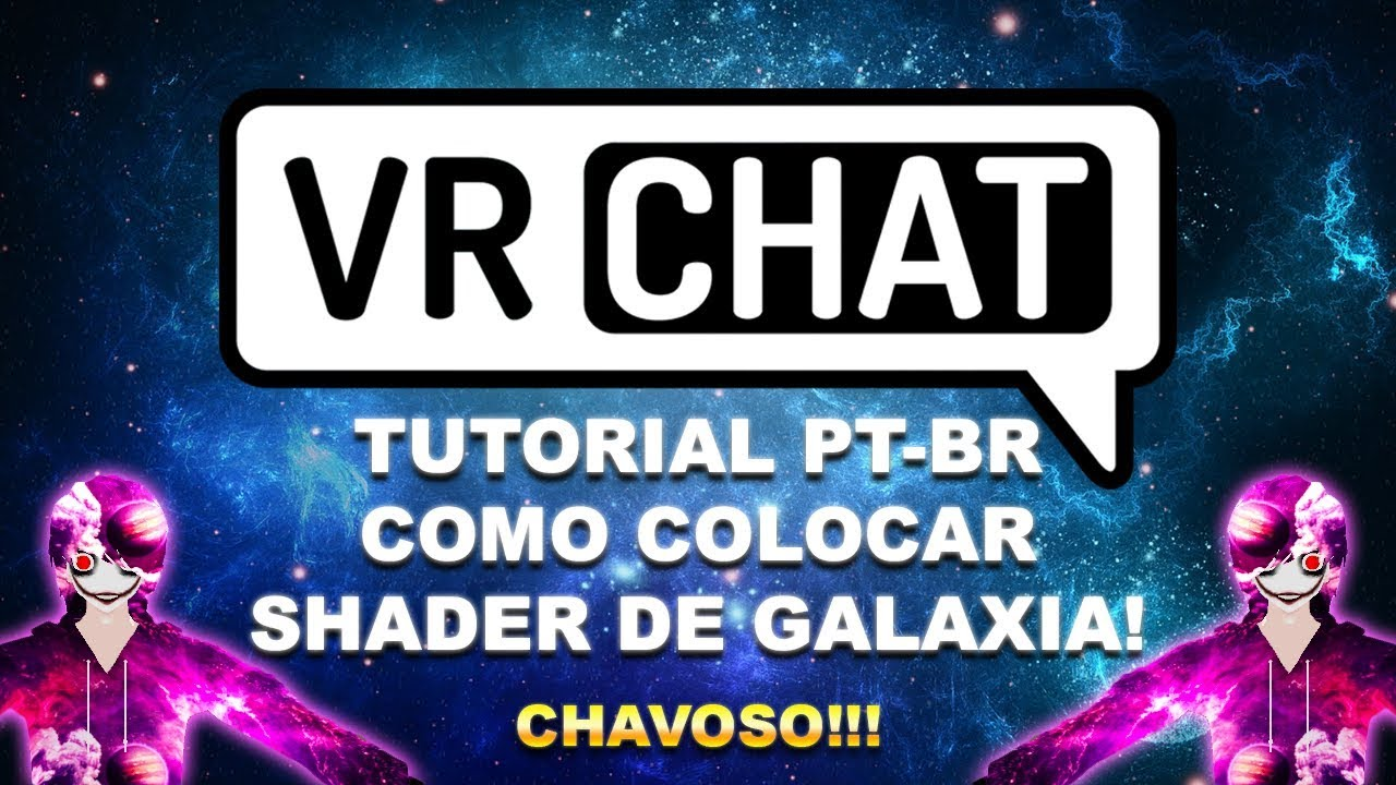 Galaxy Shader Vrchat