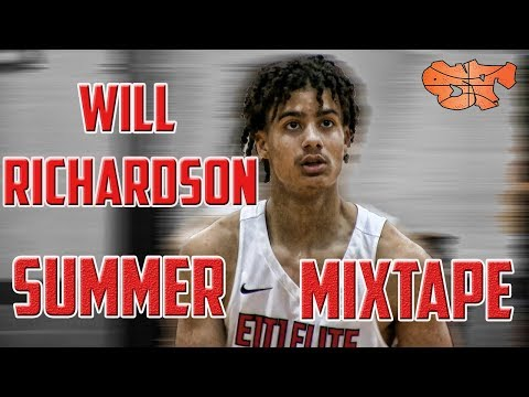 OREGON COMMIT WILL RICHARDSON ISSA WALKING BUCKET !!! | OFFICIAL E1T1 SUMMER MIXTAPE