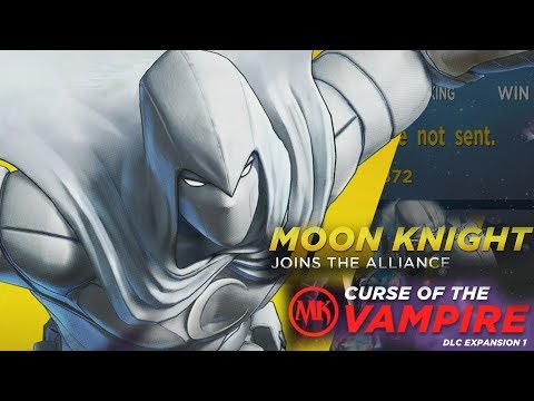 Getting MoonKnight, Full Battles to Unlock   Marvel Ultimate Alliance 3  