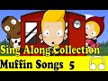 Happy children songs 100 minutes muffin songs mp3