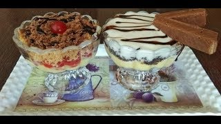 Custard Biscuits Pudding / Delicious dessert Recipe BY RECIPES HUT