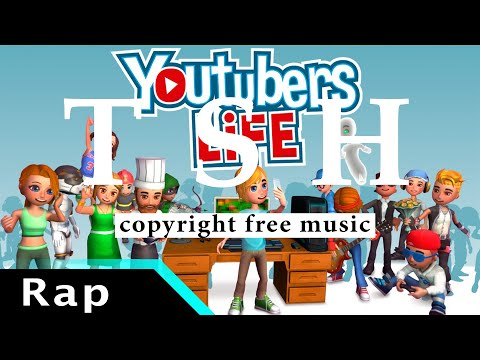 YOUTUBERS LIFE RAP | Kronno Zomber & TheFatRat (TSH Promotion)