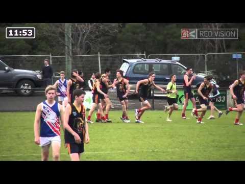 SMJFL 2014 Under 16 Div 4 - Caulfield V East Malvern