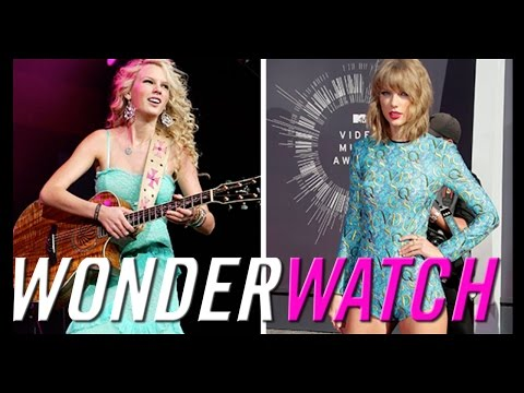 Taylor Swift's Transformation from Country Crooner to Pop Star!