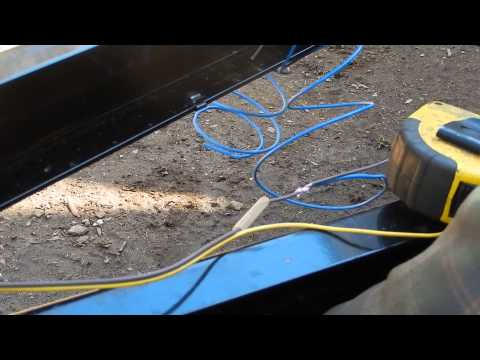 Northern Tool IRONTON 5 X 8 HD Trailer - Assembly, Hints, And Review