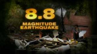 Earth Quakes Probably Due to Global Warming: U.S., Canada, California, Myrtle Beach on waiting list