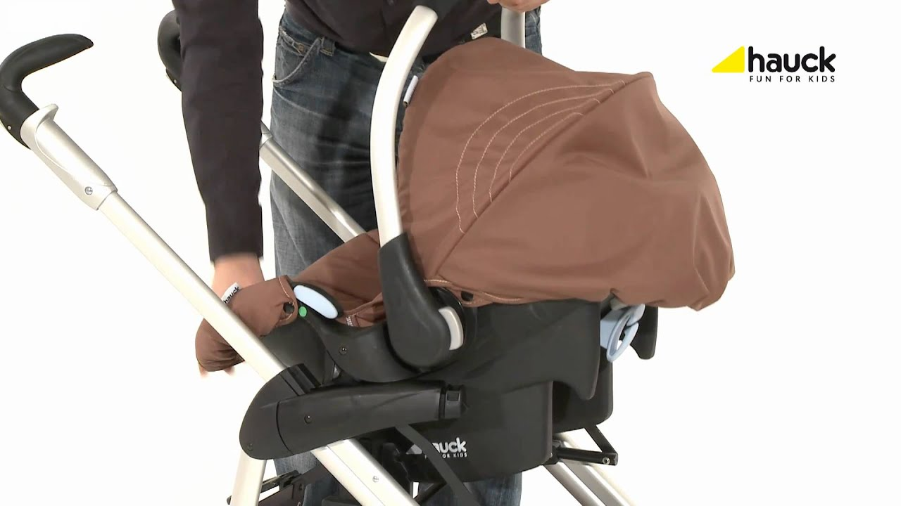 Hauck Shopper Slx Travel System Youtube En 1080p Hauck Eagle All In One Set