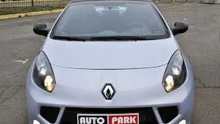 Автопарк Тест драйв Renault Wind от Продорожник