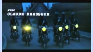 """""""Du Rififi à Paname"""" de Denys de la Patellière (1966) - Thème """"Riff hi-fi"""""""