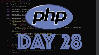 PHP Web Framework Day 28 - Documenting The Project Part 11 (maybe boring) Mp3