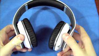 Beats By Dr Dre Studio White Headphones FULL REVIEW