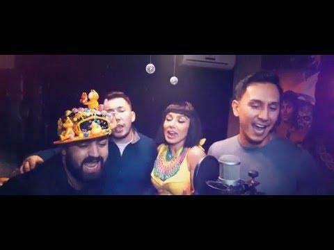 Azary & Kleo feat С.Ибрагимов, Д.Шарапова, З.Омарова, Kental, Alldavai - С Новым Годом, Казахстан!