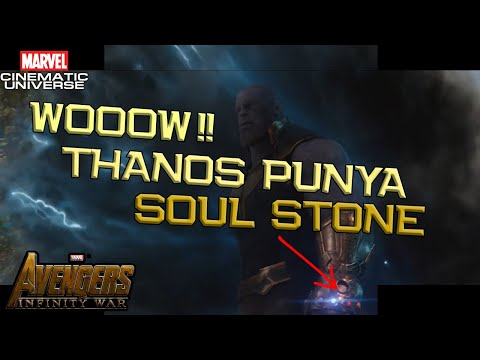 Thanos Punya SOUL STONE di TV Trailer Terbaru Avengers Infinity War ! Marvel Breakdown Indonesia