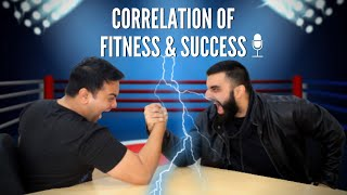 Correlation of Fitness & Success | The Doval Talk S01E02