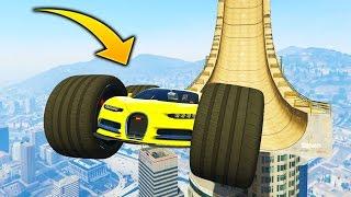 El Auto MAS EXTREMO En GTA 5! (GTA V GAMEPLAY Mod)