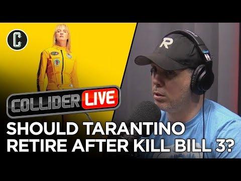 Should Kill Bill Vol 3 Be Tarantino's 10th And Final Film?