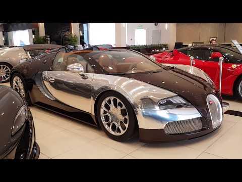 Bugatti Veyron Grand Sport (Urdu)