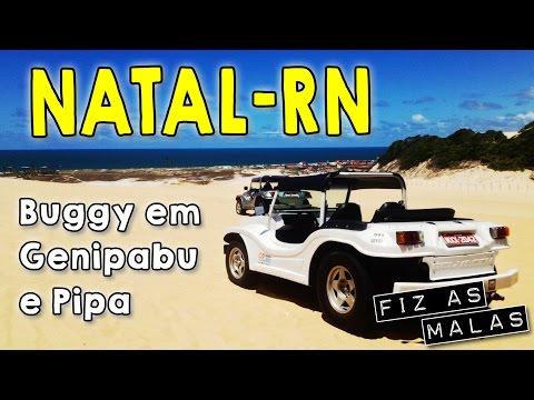 Praia da Pipa e Dunas de Genipabu em Natal - RN | Fiz as Malas